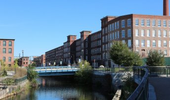 Lowell Canal