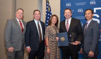 SBA Awards Event Photo