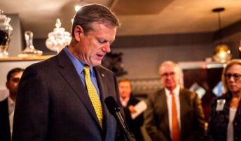 Gov. Baker, Press Conference (1)